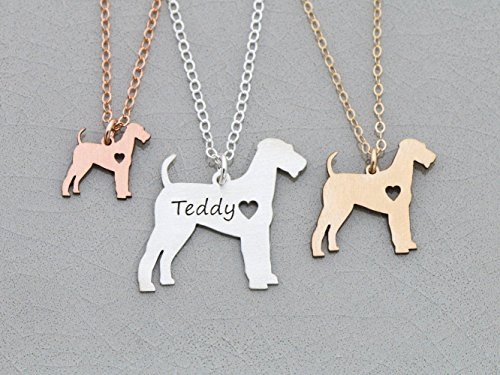 Fox Terrier Jewelry Wire - 6