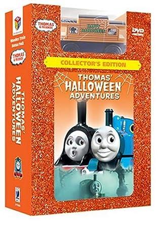 Thomas Halloween Adventures September 2020 Dvd Amazon.com: Thomas and Friends: Halloween Adventures: Thomas the