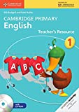 img - for Cambridge Primary English Stage 1 Teacher's Resource Book with CD-ROM book / textbook / text book