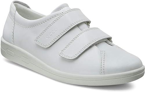ECCO Soft II Velcro, Sneaker Women