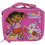Lunch Bag - Dora the Explorer - Pink Jump with Boots Girls New Case 815391