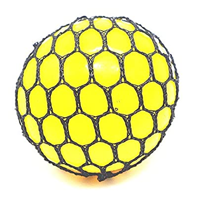 SPHTOEO Relieves Stress And Anxiety for Children and Adults Anxiety Attention Toy Mesh Ball Grape Stress Relief Squeezing Ball Hand Wrist Toy