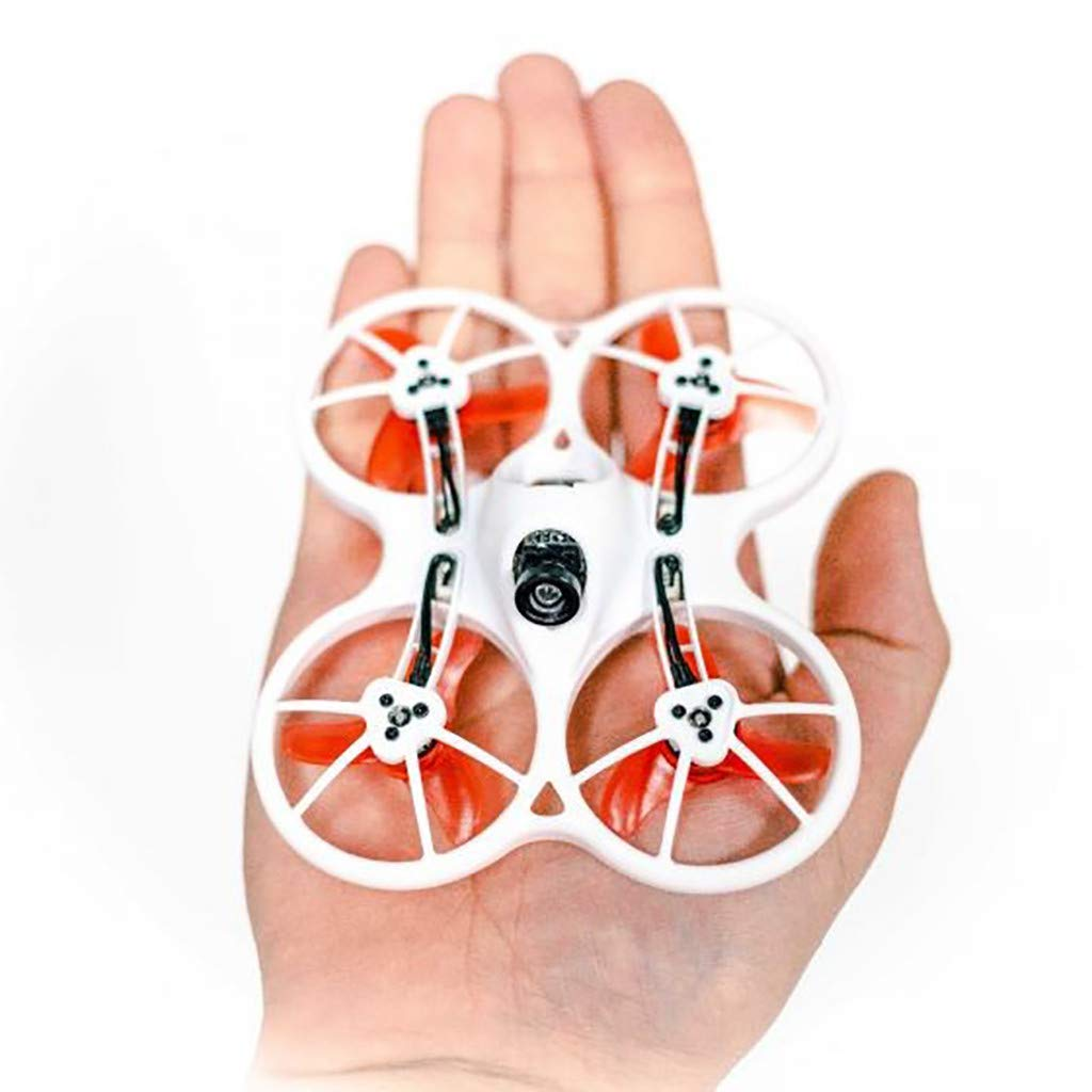 LuminitA EMAX Tiny Receiver Brushless Micro Indoor Racing Drone Whoop 75mm Ready to Fly FPV Beginners Durable Inverted Motors Full Acro Level Horizon Mode by LuminitA (Image #8)