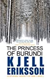 The Princess of Burundi by Kjell Eriksson front cover