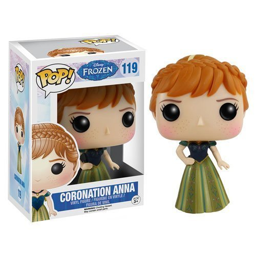 Disney Frozen Coronation Anna Pop! Vinyl Figure 119