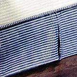 Triangle Stripe Full Dustruffle