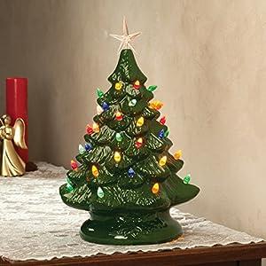 Fox Valley Traders Ceramic Christmas Tree 2