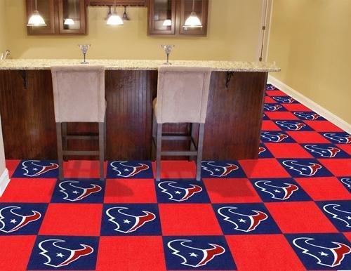NFL - Houston Texans Carpet Tiles by Fanmats