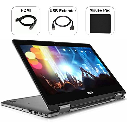 """Price comparison product image Dell Inspiron 7000 2-in-1 Ryzen 7 16GB RAM 256GB SSD Full HD 13.3"""" Touch Screen Top Performance 2018 Laptop 