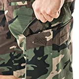 CQR Men's On-The-Go Cargo Shorts, Lightweight