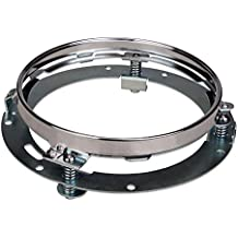7inch Round Headlight Ring Mounting Bracket for Harley Davidson Headlight Mount