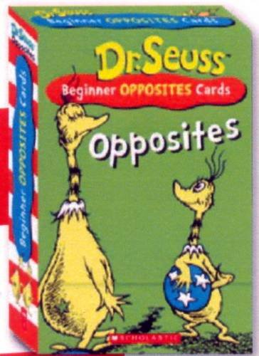 Download Dr Seuss Flash Cards - Opposites PDF
