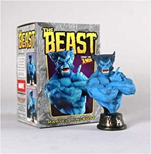 Beast Mini Bust by Bowen Designs by Bowen Designs