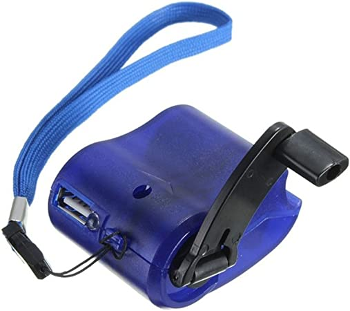 USB Dynamo,High Power USB Charging,Hand Crank Miniature Generator