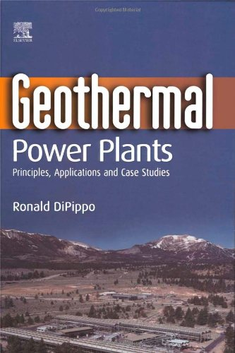 Geothermal Power Plants: Principles, Applications and Case Studies
