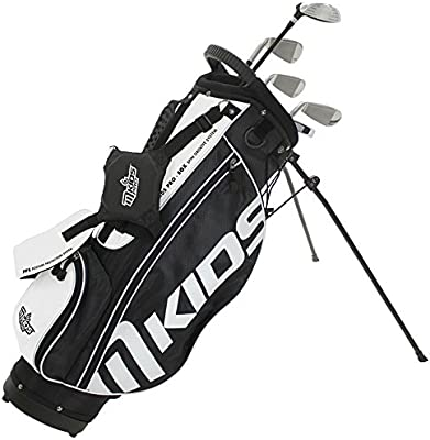Amazon.com: MKids Pro Junior Kids Bolsa de golf y clubes ...