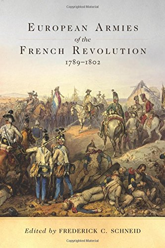 a history of the french revolutionary wars in 1787 1802 International history next: is war now impossible.