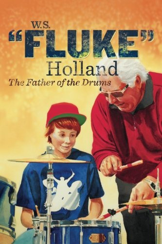"""Amazon.co.jp: W.S. """"Fluke"""" Holland: The Father of the Drums: 本"""