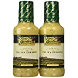 Olive Garden Signature Italian Dressing (Pack of 2) 16 oz Size by Olive Garden