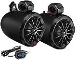 BOSS Audio B82ABT Amplified Wakertower Speakers - Bluetooth, 8\