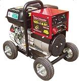 Powerland PDW100 600 Watt 6.5 HP OHV 4-Stroke Gas Powered Portable Generator/100 Amp Welder Combo