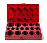 Capri Tools 419 Piece BUNA-N MM Universal O-Ring Assortment Metric, 32 Sizes