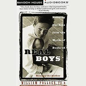 Real Boys Audiobook