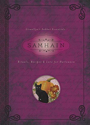 Samhain: Rituals, Recipes & Lore for Halloween (Llewellyn's Sabbat Essentials Book -