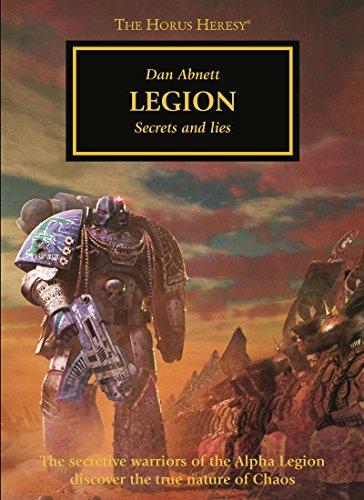 heresy audio book legion horus