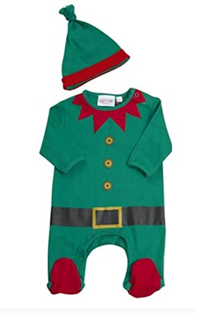 127767568 Gorgeous Baby's 1st Christmas Elf Outfit and matching hat (0-3 ...