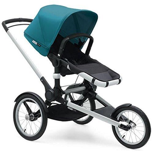 Bugaboo Runner Complete Stroller (Blue) by Bugaboo