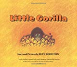 Little Gorilla Lap Board Book, Ruth Bornstein, 0547238746