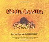 Little Gorilla Lap Board Book, Ruth Bornstein, 0547238746