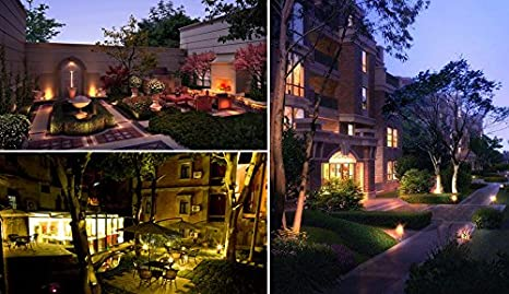 Illuminazione Led Esterni : Fenguh w ultra brillante catena di luci led esterni giardino