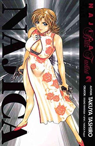 Najica Blitz Tactics #2 VF/NM ; ADV Manga comic book