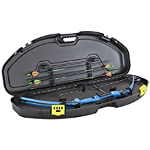 Plano 1109-00 Protector Series Ultra Compact Bow Case, Black