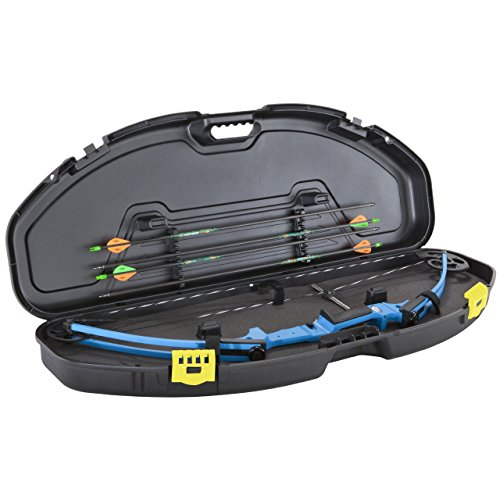 Genesis Compound Bow - Plano Protector Ultra Compact Pillar Locked Protective Bow Case, Dimensions: 41