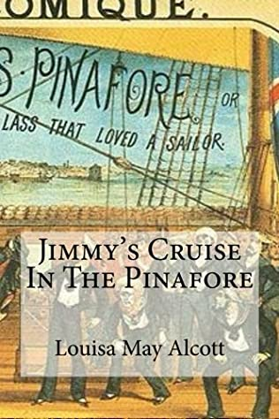 book cover of Jimmy\'s Cruise in the \'Pinafore\'