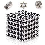 #9: Bribass 5MM 216PCS Magnets Sculpture Building Blocks Toys for Intelligence Development and Stress Relief