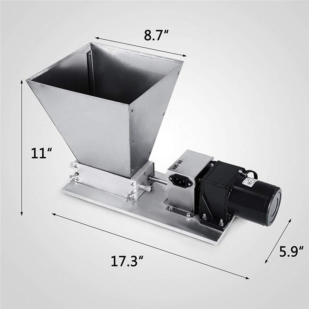 GUT Bosch Getreidemühle Konische Mühle aus Stahl