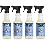Mrs. Meyer's Clean Day Multi-Surface Everyday Cleaner, Bluebell, 16 fl oz, 4 ct
