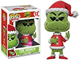 BAM Exclusive How the Grinch Stole Christmas Pop! Vinyl - The Grinch