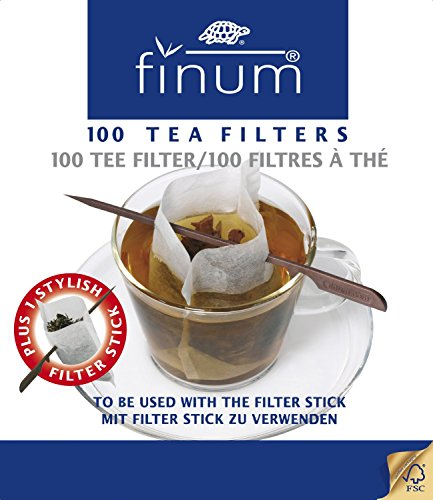Finum 100 Cup Size Filters Stick product image