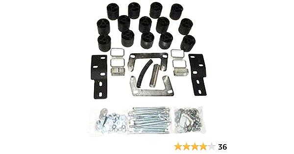 Rendimiento accesorios (883) Body Lift Kit para Ford Ranger