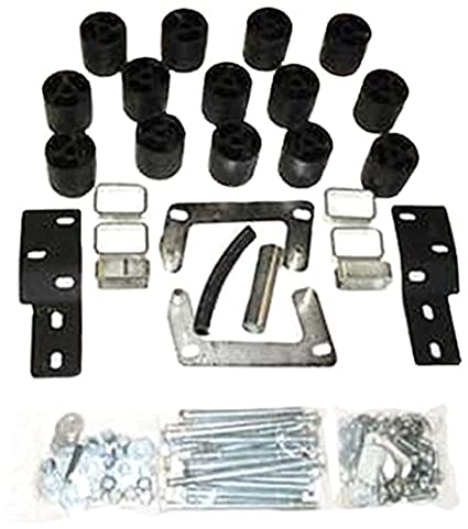 Amazon.com: Performance Accessories (883) Body Lift Kit For Ford Ranger:  Automotive