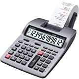 Casio HR-100TM 2-Color Printing Calculator