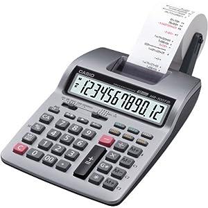 Casio Inc. HR-100TM mini desktop printing Calculator
