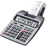 Casio HR-100TM plus Mini Desktop Printing Calculator