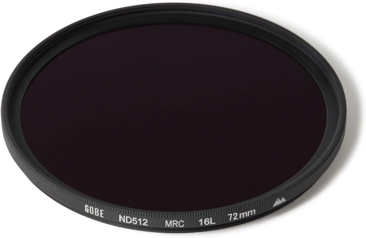 Gobe 86mm ND512 ND Lens Filter 2Peak 9 Stop