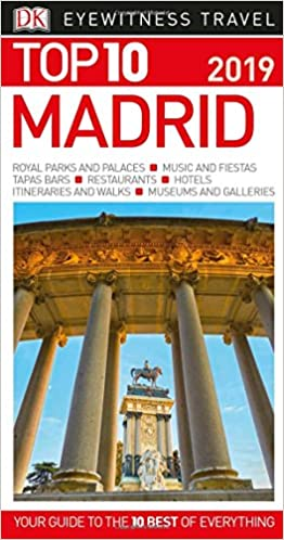 2. Pocket Rough Guide Madrid: £7.99, Rough Guides